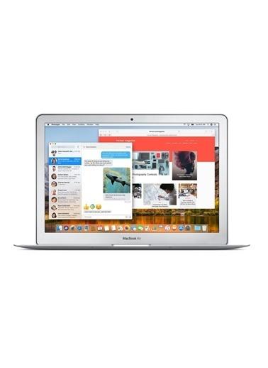 """Apple Macbook Air MQD32TU/A i5-5350U 8 GB 128 GB SSD HD Graphics 6000 13.3"""" Renkli"""